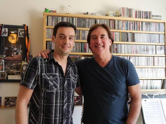 Pacific Lounge - LOD - David Herzhaft invite Carl Verheyen