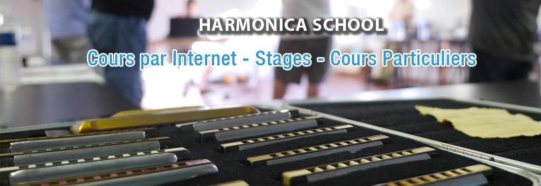 Cours d'harmonica en ligne